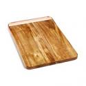 Deals List: Martha Stewart Collection Copper-Handle Acacia Cutting Board