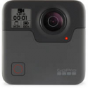 Deals List: GoPro Fusion - 360 Waterproof Digital VR Camera with Spherical 5.2K HD Video 18MP Photos