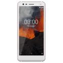 "Deals List: Nokia 3.1 - Android 9.0 Pie - 16 GB - Dual SIM Unlocked Smartphone (AT&T/T-Mobile/MetroPCS/Cricket/Mint) - 5.2"" Screen - White - U.S. Warranty"