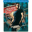 Deals List: The Bourne Ultimatum Limited Edition Blu-ray Steelbook
