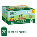 Deals List: 20-Pack GoGo squeeZ Applesauce On The Go 3.2oz