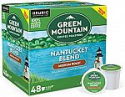 Deals List: 2 x Green Mountain Coffee Roasters Keurig Single-Serve K-Cup Pods, Medium Roast Coffee, Nantucket Blend, 48 Count