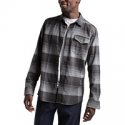 Deals List: The North Face Mens Stayside Standard-Fit Plaid Chamois Shirt