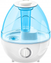 Deals List: TaoTronics Cool Mist Humidifiers for Babies [BPA Free], Quiet and Small Ultrasonic Humidifier for Bedroom Nightstand, Space-Saving, Filterless, Auto Shut Off-(1.8L/0.48 Gallon, US 110V)