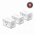 Deals List: Kasa Smart Plug by TP-Link,Smart Home WiFi Outlet works with Alexa,Echo&Google Home,No Hub Required,Remote Control,12 Amp,UL certified,3-Pack (HS103P3)