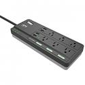 Deals List: APC UPS Battery Backup & Surge Protector, 550VA Uninterruptible Power Supply (BE550G)