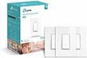 Deals List:  TP-LINK HS200P3 Kasa Smart WiFi Switch (3-Pack) ,HS200P3