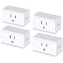 Deals List: 4-Pack AUKEY Wi-Fi Smart Plug