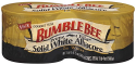 Deals List: 4-Pack 5oz Bumble bee Prime Fillet Solid White Wild Albacore Tuna Cans