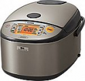 Deals List: Zojirushi NP-HCC18XH Induction Heating System Rice Cooker and Warmer, 1.8 L, Stainless Dark Gray