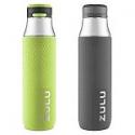 Deals List: 2 Pack Zulu 32 oz. Studio Chug Tritan Water Bottles (Assorted Colors)