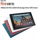 "Deals List: All-New Fire HD 10 Tablet (10.1"" 1080p full HD display, 32 GB)"