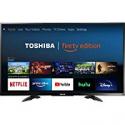 Deals List: TOSHIBA 43LF711U20 43-inch 4K Ultra HD Smart LED TV HDR - Fire TV Edition