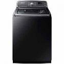Deals List: Samsung 5.2 cu. ft. Top Load Washer - Black Stainless Steel