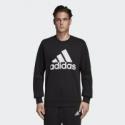 Deals List: Adidas Mens Must Haves Badge of Sport Crew Sweatshirt