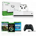 Deals List: Xbox One S 1TB All Digital Edition + Extra Wireless Controller w/ Cable Included