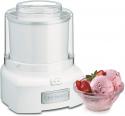 Deals List: Cuisinart ICE-21P1 1.5 Quart Frozen Yogurt Ice cream maker, Qt, White