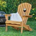 Deals List: BCP Folding Wood Adirondack Chair Accent Furniture