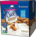 Deals List: 6-Pack Silk Almond Milk (32-oz, Unsweetened Vanilla)