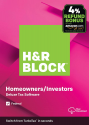 Deals List: H&R Block Tax Software Deluxe + State 2019 with 4% Refund Bonus Offer [Amazon Exclusive] [PC Download]