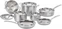 Deals List: Cuisinart MCP-12N Multiclad Pro Stainless Steel 12-Piece Cookware Set