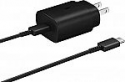Deals List: Samsung 25W USB-C Super Fast Charging Wall Charger - Black (US Version with Warranty)