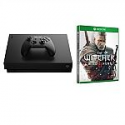 Deals List: Microsoft Xbox One X Gaming Console (Refurbished) + The Witcher 3: Wild Hunt