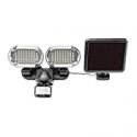 Deals List: Sunforce 100 LED Twin Head Solar Motion Light 82112