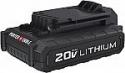 Deals List: Porter-Cable 20V MAX 1.3Ah Lithium Ion Compact Battery (model# PCC681L)