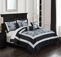 Deals List: Nanshing Pastora 7-Pc Bedding Comforter Set, Queen size, in 2 colors