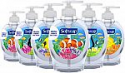 Deals List: Softsoap Liquid Hand Soap, Aquarium, 7.5 Fl Oz, Pack of 6