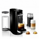 Deals List: Nespresso VertuoPlus Deluxe Coffee & Espresso Maker by De'Longhi with Aeroccino Milk Frother