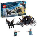 Deals List: LEGO Harry Potter Grindelwald'S Escape 75951