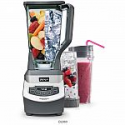 Deals List: Ninja 72 oz. 3-Speed Black Professional Blender with 2 Single Serve Cups BL660