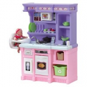 Deals List: Step2 Little Bakers Kids Play Kitchen w/30 Piece Accessory Play Set