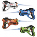 Deals List: 4-Pack GPX Laser Tag Blasters LT459