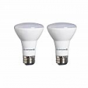 Deals List: 2-Pack Honeywell 45W Equivalent R20 Dimmable LED Light Bulbs, Warm White
