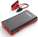 Deals List: LEMSIR 800Amps QDSP 800A Peak Portable Car Lithium Jump Starter up to 7.2L Gas or 5.5L Diesel Auto Battery Booster Power Pack with Smart Jumper Cables V8