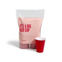 Deals List: Perk Plastic Cold Cup 16 Oz. Red 50/Pack