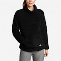 Deals List: Eddie Bauer Fireside Plush Pullover Funnel-Neck