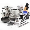 Deals List: Gibson Home Essential Total Kitchen 83-Piece Combo Set