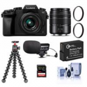 Deals List: Panasonic DMC-G7 Camera w/14-42mm & 45-150mm Lenses Bundle