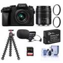 Deals List: Panasonic DMC-G7 Camera w/14-42mm & 45-150mm Lenses Bundle