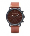 Deals List: Perry Ellis Mens Portfolio Casual Brown Watch