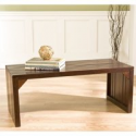 Deals List: Southern Enterprises Clermont Slat Bench/Table