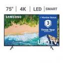 Deals List: Samsung UN75NU6950 75-inch 4K UHD Smart LED TV