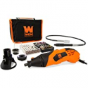 Deals List: WEN 23114 1.4-Amp High-Powered Variable Speed Rotary Tool with Cutting Guide, LED Collar, 100+ Accessories, Carrying Case and Flex Shaft