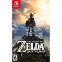Deals List: The Legend of Zelda: Breath Of The Wild Nintendo Switch
