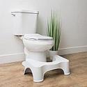 "Deals List: Squatty Potty The Original Bathroom Toilet Stool 7""- White"