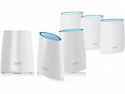 Deals List: NETGEAR RBK43 Orbi Whole Home Mesh AC2200 WiFi System with Tri-band - 3 Pack, refurb